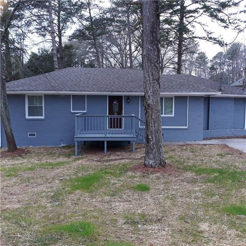 Photo of 5509 Ash Street, Forest Park, GA 30297 (MLS # 6685729)
