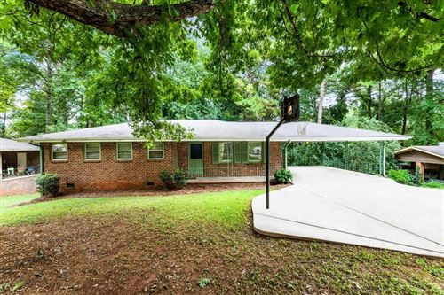 Photo of 206 Forest Glen Circle, Avondale Estates, GA 30002 (MLS # 6777731)