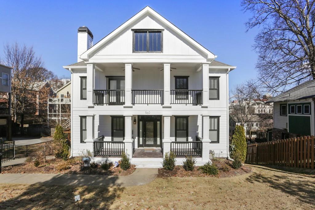 Photo of 560 Morgan Street NE, Atlanta, GA 30308 (MLS # 6830731)