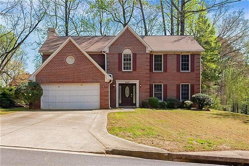 Photo of 6957 Watkins Glen Road, Stone Mountain, GA 30087 (MLS # 6699733)