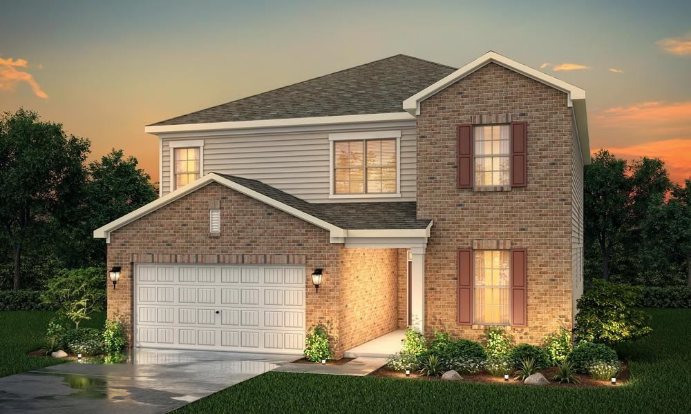 3363 Fall Branch Lane (Lot 104), Buford, GA 30519 - MLS#: 6837733