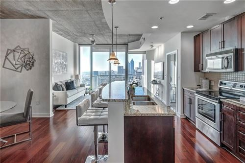 Photo of 855 Peachtree Street NE #3405, Atlanta, GA 30308 (MLS # 6799735)
