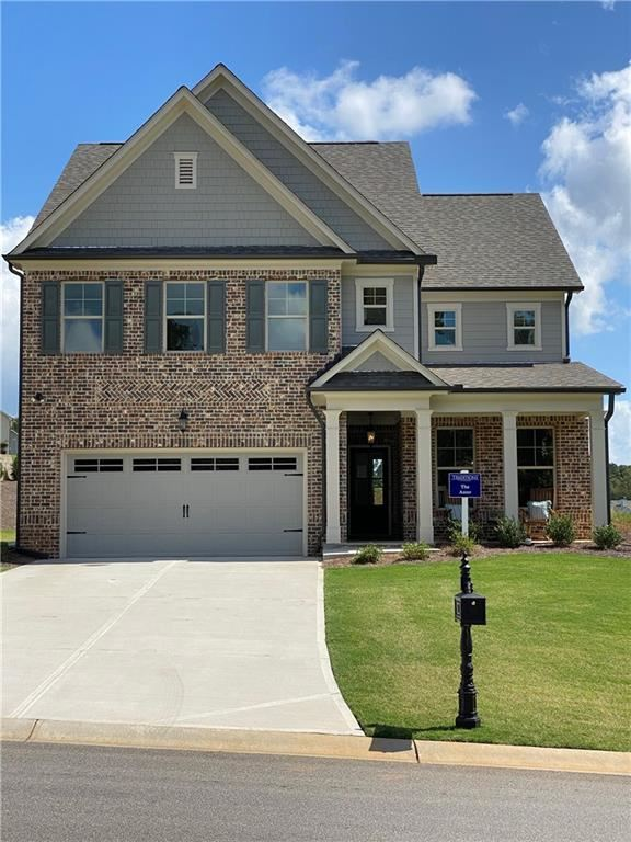 1329 Woods Lane, Jefferson, GA 30549 - #: 6692741