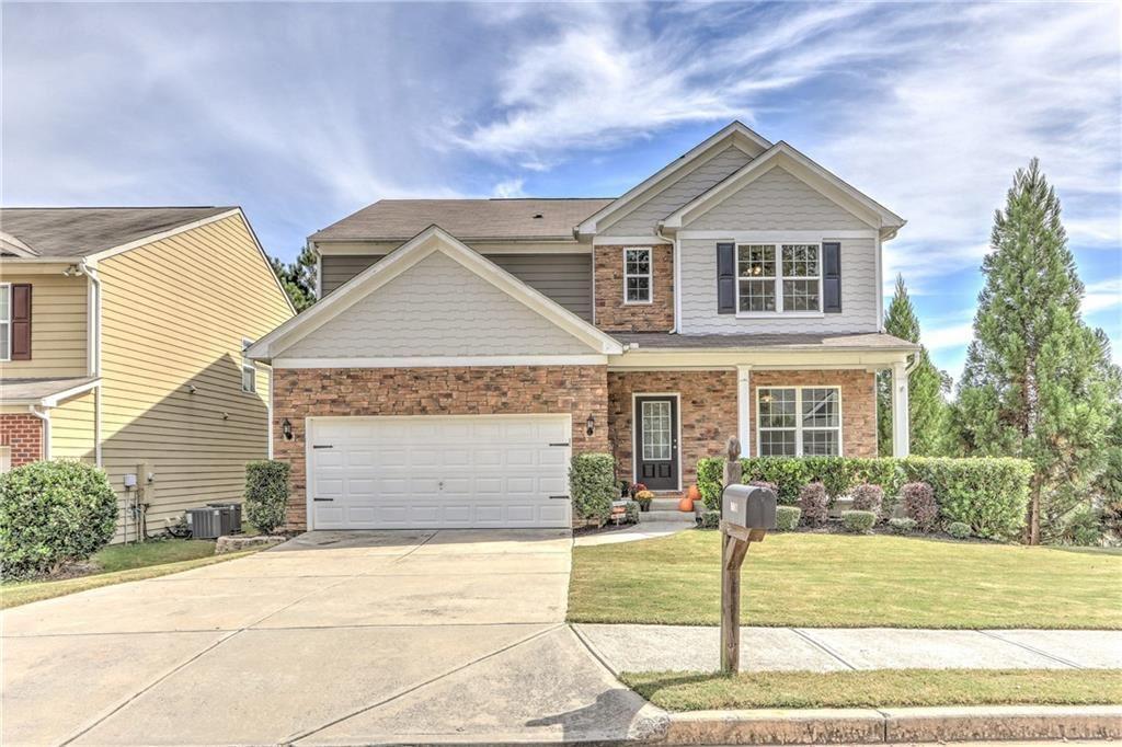 Photo of 6681 Pierless Avenue, Sugar Hill, GA 30518 (MLS # 6792742)