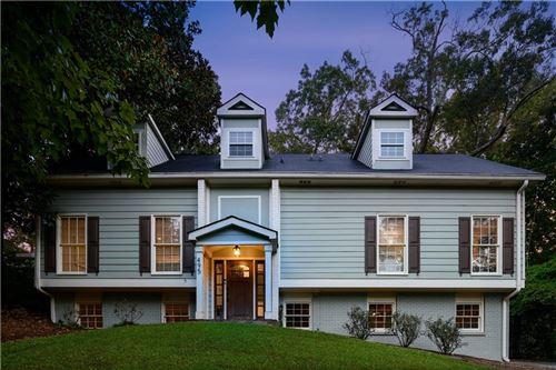 Photo of 495 Chateaugay Lane NE, Atlanta, GA 30342 (MLS # 6808743)