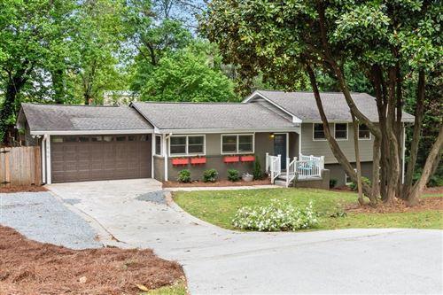 Photo of 1464 Sagamore Drive NE, Atlanta, GA 30345 (MLS # 6873744)