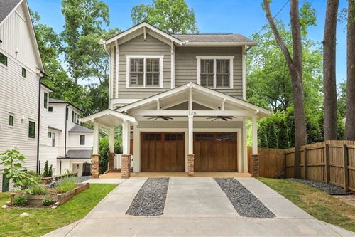 Photo of 1526 Iverson Street NE, Atlanta, GA 30307 (MLS # 6894748)