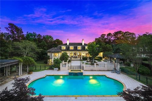Photo of 3885 Parian Ridge Road NW, Atlanta, GA 30327 (MLS # 6654752)
