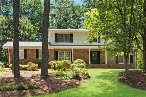 Photo of 1819 W Nancy Creek Drive NE, Brookhaven, GA 30341 (MLS # 6752757)