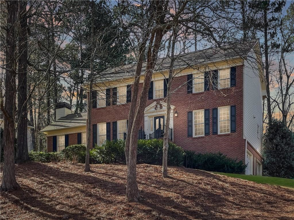 4686 Woodstone Lane, Peachtree Corners, GA 30096 - MLS#: 6857757