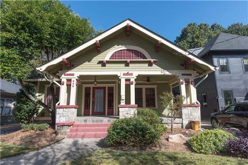 Photo of 956 Blue Ridge Avenue NE, Atlanta, GA 30306 (MLS # 6799765)