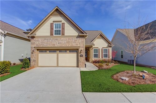 Photo of 3627 Cresswind Parkway SW, Gainesville, GA 30504 (MLS # 6832765)