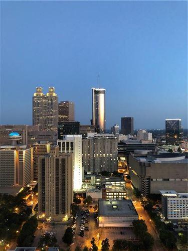 Photo of 400 W Peachtree Street NW #3806, Atlanta, GA 30308 (MLS # 6748767)