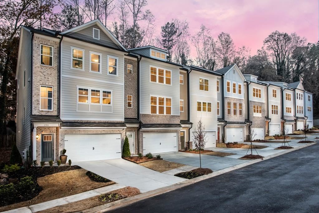 1641 Venture Point Way #28 UNIT 28, Decatur, GA 30032 - MLS#: 6699768