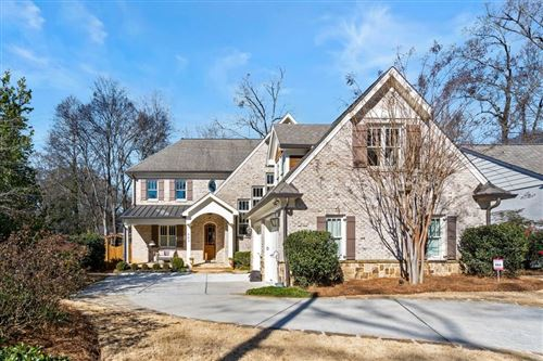 Photo of 664 Cumberland Circle NE, Atlanta, GA 30306 (MLS # 6829771)