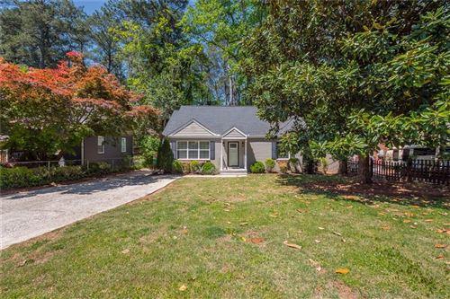 Photo of 1506 Deerwood Drive, Decatur, GA 30030 (MLS # 6870780)