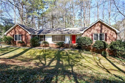 Photo of 3168 Smoketree Road NE, Atlanta, GA 30345 (MLS # 6845784)