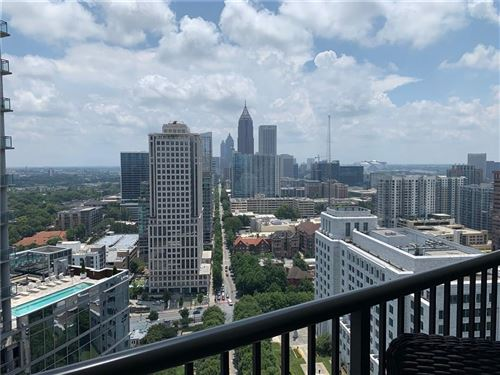 Photo of 1080 Peachtree Street NE #2707, Atlanta, GA 30309 (MLS # 6791786)