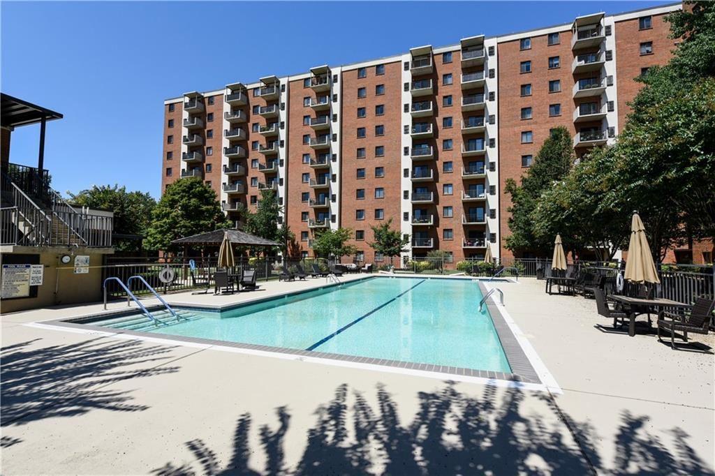 300 Johnson Ferry Road NE #B909 UNIT B909, Atlanta, GA 30328 - MLS#: 6866786