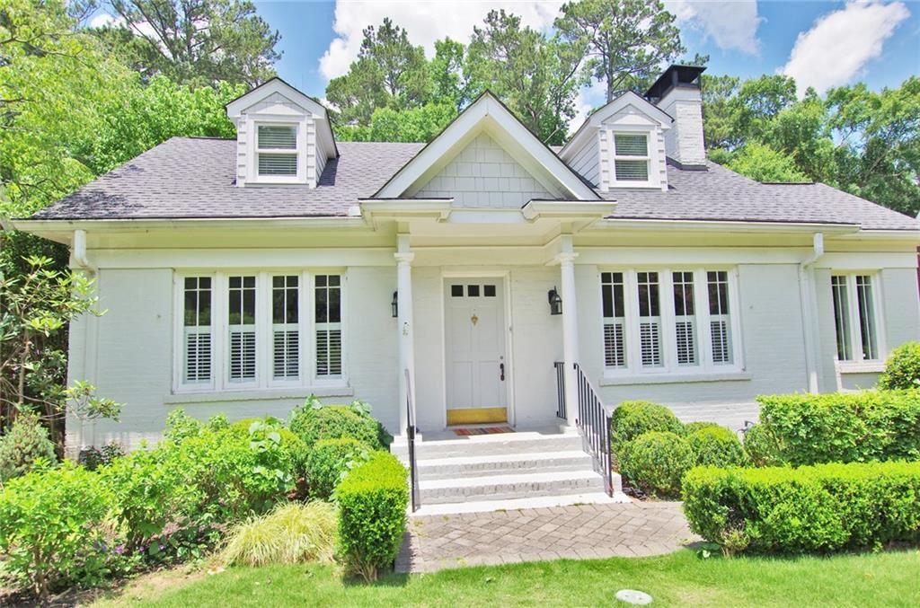Photo of 1432 Cornell Road NE, Atlanta, GA 30306 (MLS # 6898787)