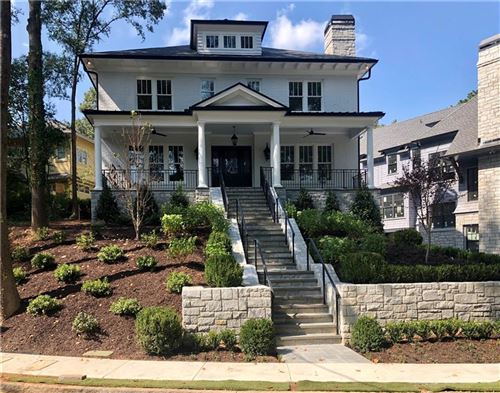 Photo of 18 Polo Drive NE, Atlanta, GA 30309 (MLS # 6790789)