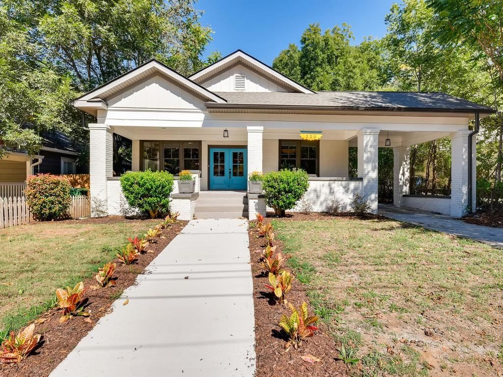 Photo for 220 ATLANTA Avenue SE, Atlanta, GA 30315 (MLS # 6634791)