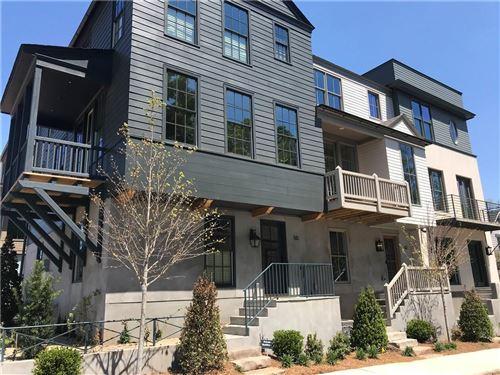 Photo of 677 Fraser Street SE #51, Atlanta, GA 30315 (MLS # 6878795)