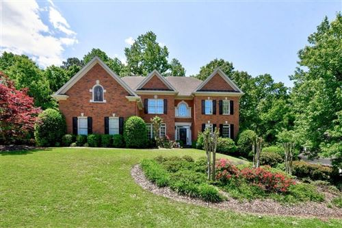 Photo of 4145 Falls Ridge Drive, Johns Creek, GA 30022 (MLS # 6733797)