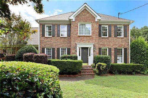 Photo of 4109 Manor House Drive, Marietta, GA 30062 (MLS # 6762801)