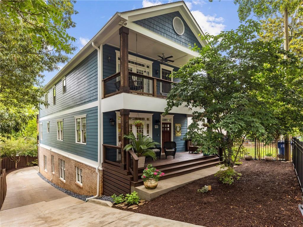 Photo of 570 Morgan Street NE, Atlanta, GA 30308 (MLS # 6897803)