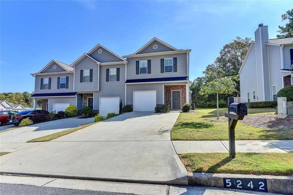 Photo of 5242 TIMBER HILLS Drive, Oakwood, GA 30566 (MLS # 6797810)