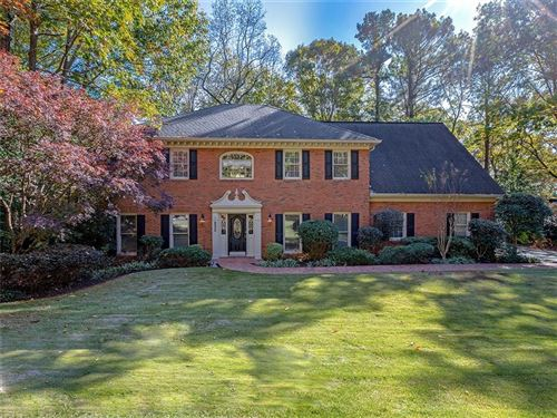 Photo of 9560 Marsh Cove Court, Sandy Springs, GA 30350 (MLS # 6645813)