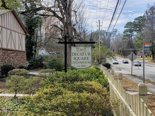 Photo of 1225 Church Street #J, Decatur, GA 30030 (MLS # 6670814)