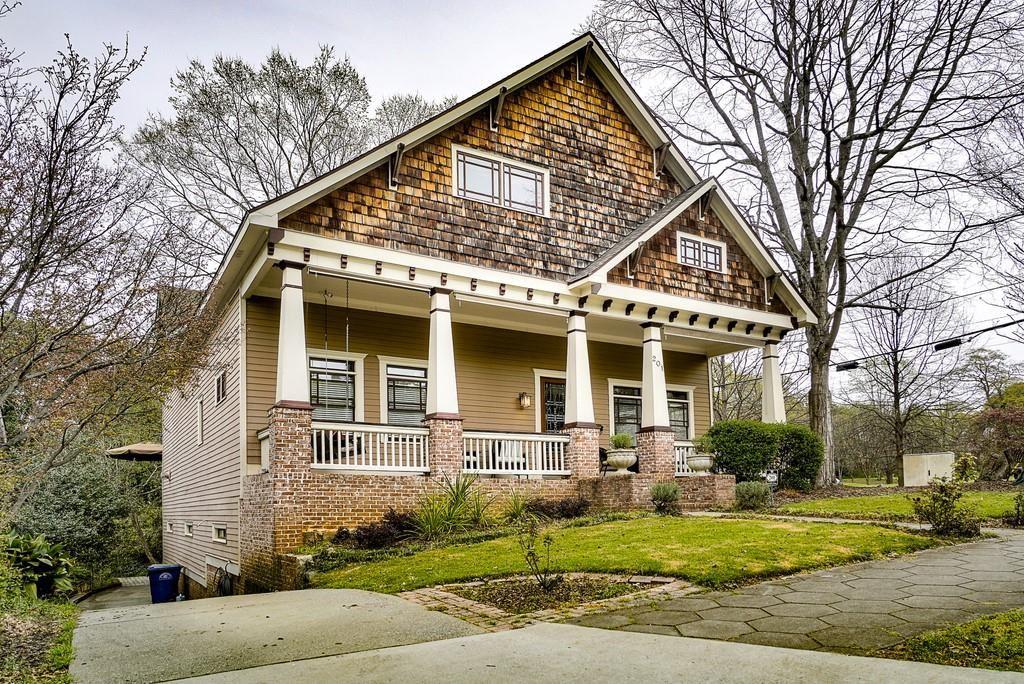 Photo of 201 Hurt Street NE, Atlanta, GA 30307 (MLS # 6859814)