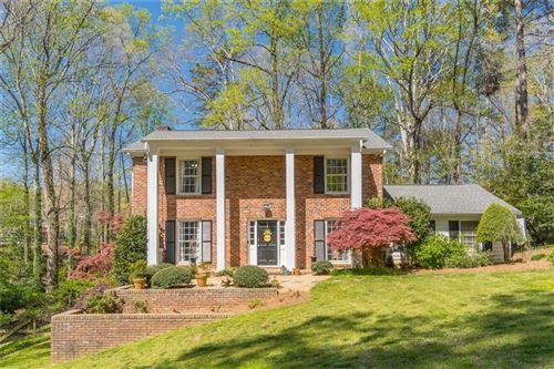 Photo of 7220 Twin Branch Road, Atlanta, GA 30328 (MLS # 6866817)