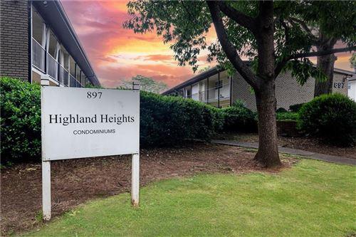 Photo of 897 N Highland Avenue NE #AT2, Atlanta, GA 30306 (MLS # 6892817)