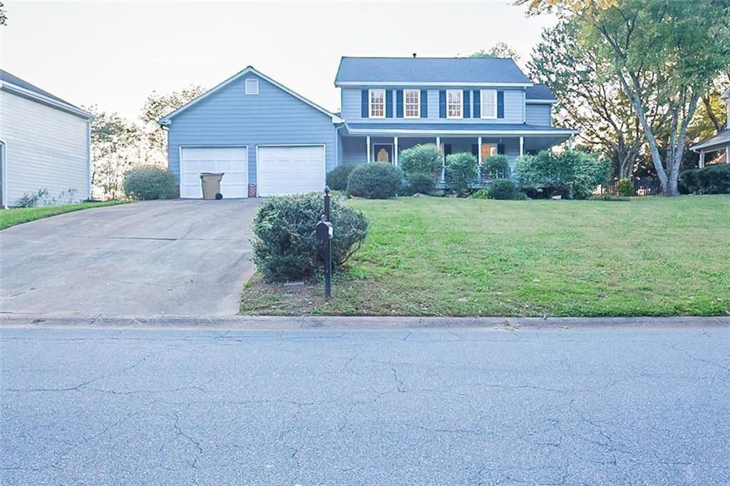 114 FITCHBURG Drive, Woodstock, GA 30189 - #: 6957817