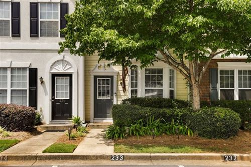 Photo of 233 Buckland Drive #233, Alpharetta, GA 30022 (MLS # 6763819)
