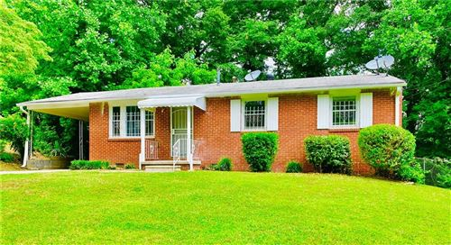 Photo of 893 Fairburn Road NW, Atlanta, GA 30331 (MLS # 6730820)