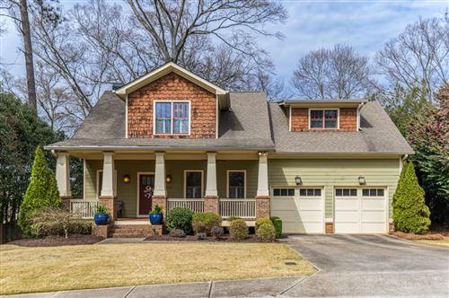 Photo of 420 Springdale Street, Decatur, GA 30030 (MLS # 6852820)