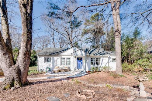 Photo of 969 N Carter Road, Decatur, GA 30030 (MLS # 6833823)