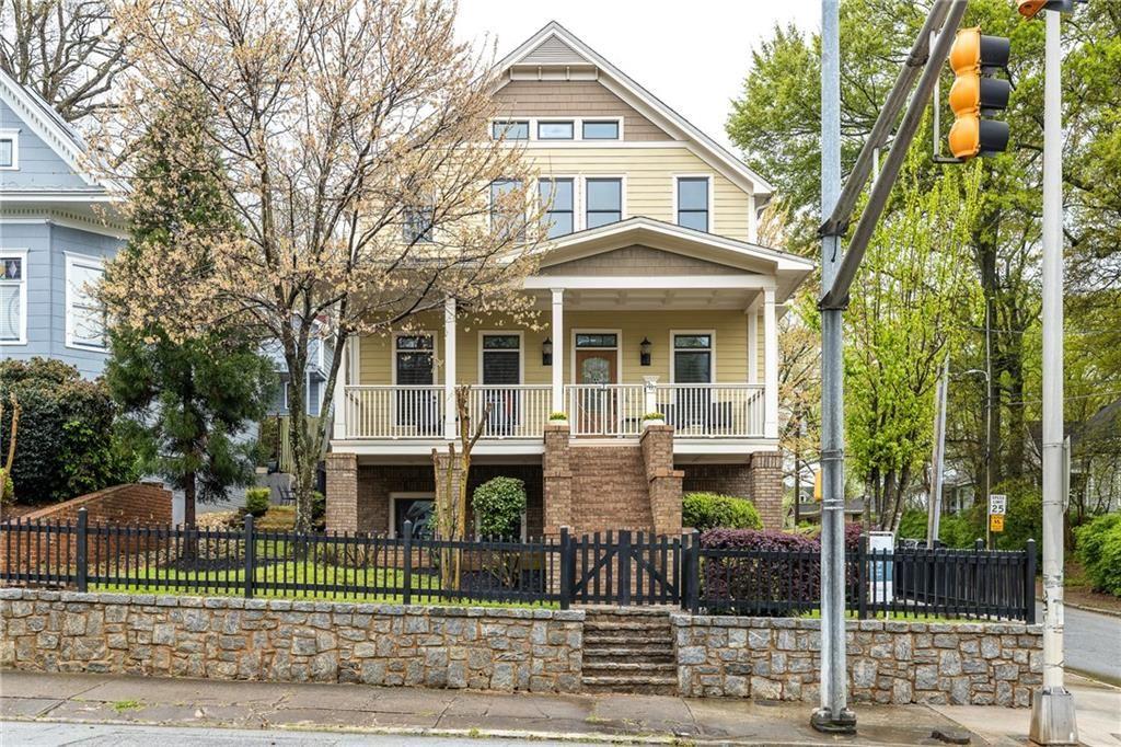 Photo of 287 GEORGIA Avenue SE, Atlanta, GA 30312 (MLS # 6859823)