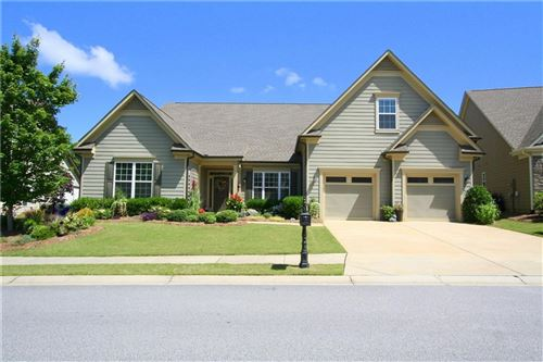 Photo of 3732 Golden Leaf Point SW, Gainesville, GA 30504 (MLS # 6654828)