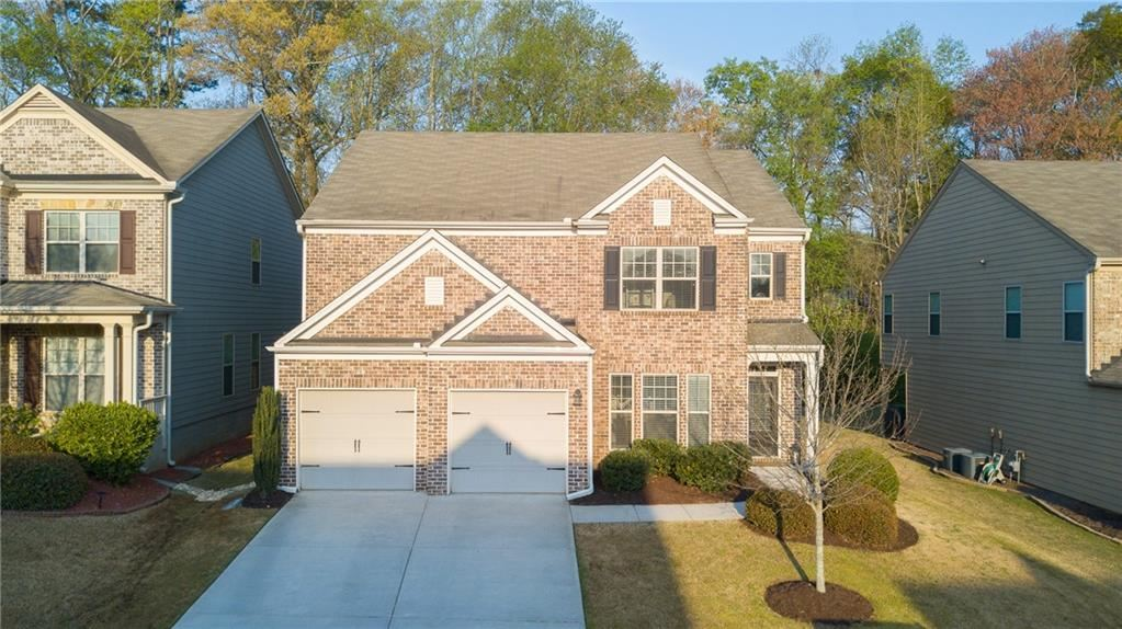 Photo of 5245 Brierstone Drive, Alpharetta, GA 30004 (MLS # 6865829)