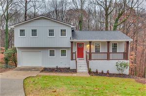 Photo of 4265 Antler Trail SE, Smyrna, GA 30082 (MLS # 6110831)
