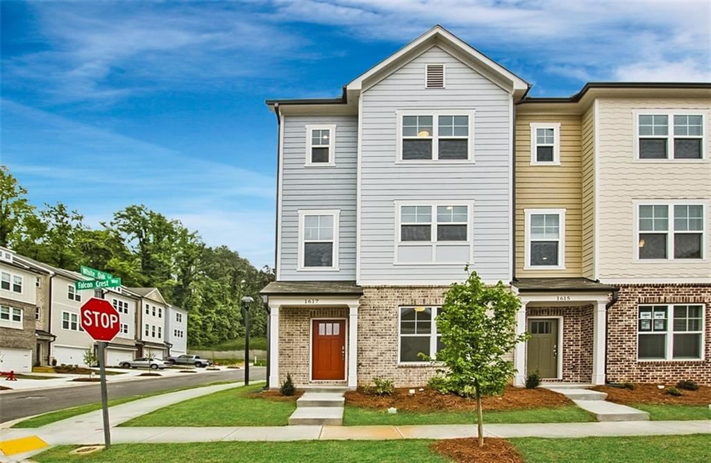 1606 Falcon Crest Way #57 UNIT 57, Decatur, GA 30032 - MLS#: 6817831