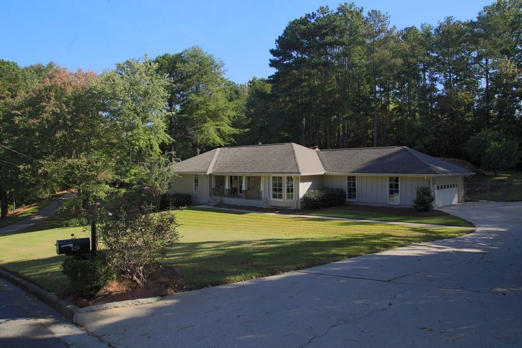 420 Riverhill Drive NW, Atlanta, GA 30328 - MLS#: 6845833