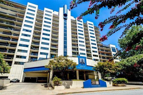 Photo of 1130 Piedmont Avenue NE #1007, Atlanta, GA 30309 (MLS # 6872834)