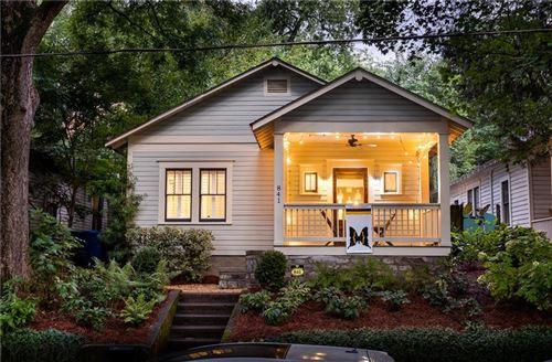 Photo of 841 Virgil Street NE, Atlanta, GA 30307 (MLS # 6918835)
