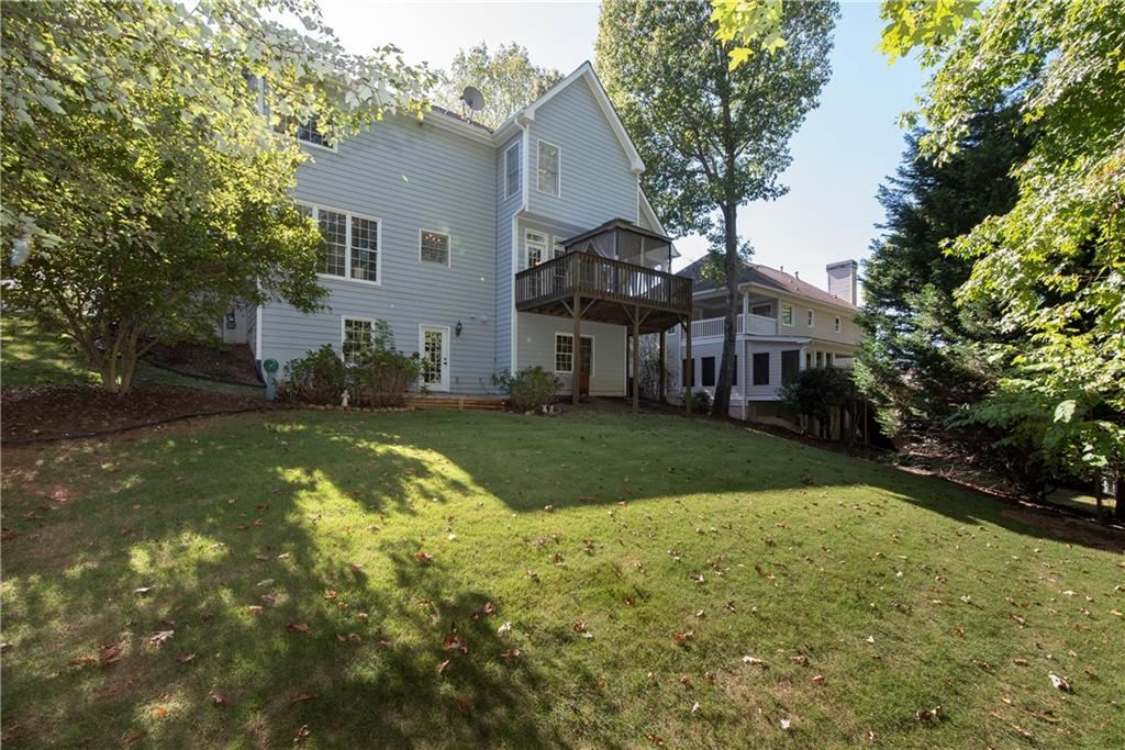 Photo of 6018 Thornlake Drive, Flowery Branch, GA 30542 (MLS # 6798835)